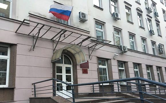Замоскворецкий-суд